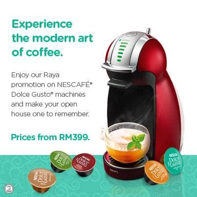 nescafe dolce gusto promotion chasing food dreams nescafe dolce gusto introduces the new marrakech tea