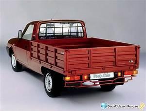 Dacia Pick Up 4x4 : galerie foto dacia pick up papuc 4x4 zambetul lui iliescu 2003 2006 dacia 1305 pick up ~ Gottalentnigeria.com Avis de Voitures