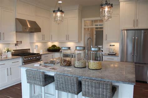 alpine white granite transitional kitchen the