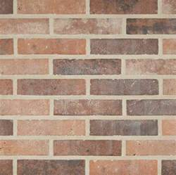 rustico brick 2 1 3 in x 10 in glazed porcelain floor and wall tile