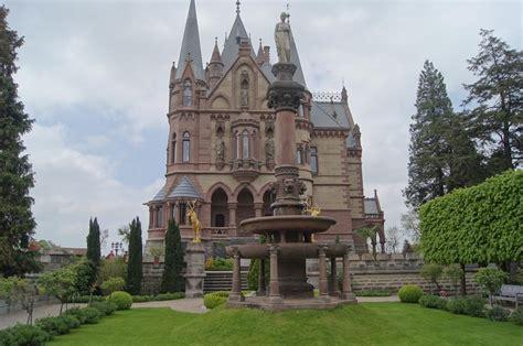 schloss drachenburg  dragon castle  germany