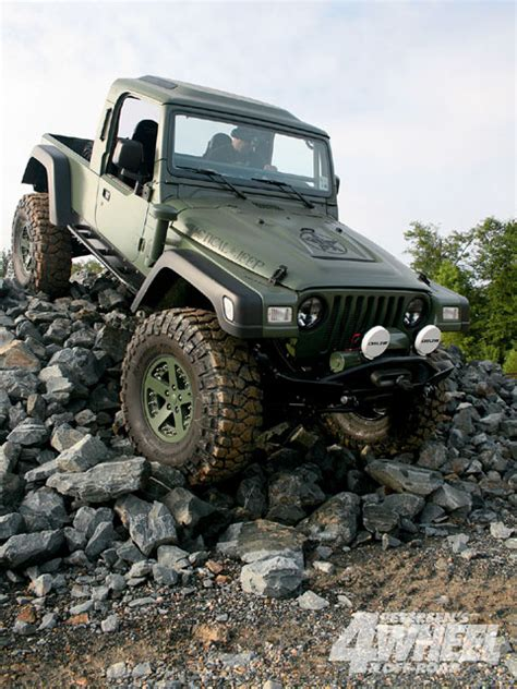 military jeep front toughest looking 4wd australian 4wd action forum
