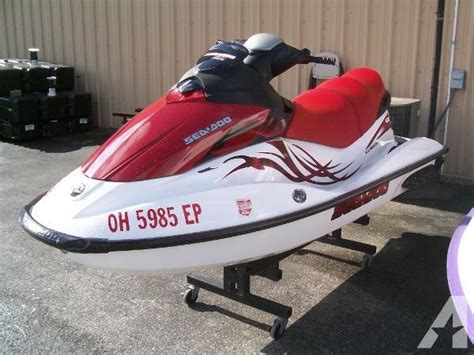 2008 Sea-doo Gti For Sale In Reynoldsburg, Ohio Classified
