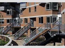 Willow Walk Halls of Residence RPP Architects Ltd