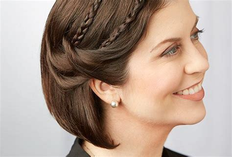 3 party hairstyles for short hair length rewardme
