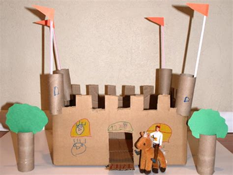 homemade building themed toilet paper roll crafts hative