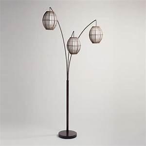 Tiki Arc Spheres Floor Lamp World Market