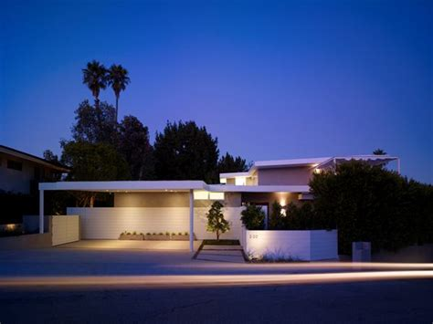 reimagined mid century ranch house   hollywood hills
