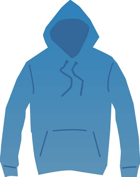 Hoodie Clipart Hooded Clipart Clipground