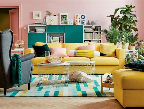Yellow Couch Sofas Armchairs Couches Sofa Beds More Ikea Baby Shower Free Printables Decorations Glam What Do You At A Clothes To Wear Royal Blue Invitations Centerpieces Make Party Favor Ideas For Venue