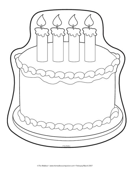 birthday cake template cake drawing template at getdrawings free for personal use cake drawing template of your