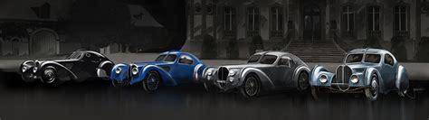 Duesenberg sj sport aero vs bugatti type 57 sc atlantic coupe. The Bugatti Type 57 SC Atlantic - A Style Icon