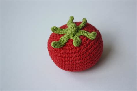 crochet cuisine happyamigurumi amigurumi tomatoes quot play food quot or decorations