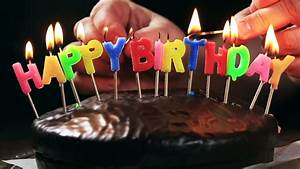 Birthday Cakes Candles Pictures Gallery - Diagram Writing ...