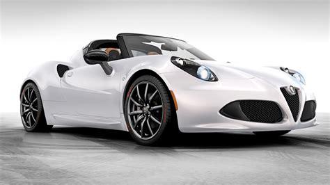 Alfa Romeo 4c Spider Gebrauchtwagennet