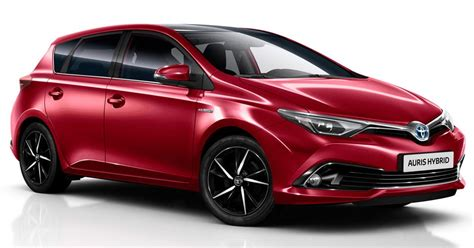 toyota auris hybride 2017 2017 toyota verso and auris add more equipment in uk