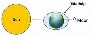 How Do The Earth Moon And Sun Affect Tides