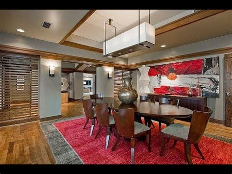 Serene And Practical 40 Asian Style Dining Rooms  Youtube