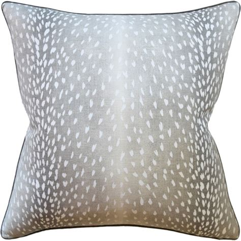 luxury antelope pillow