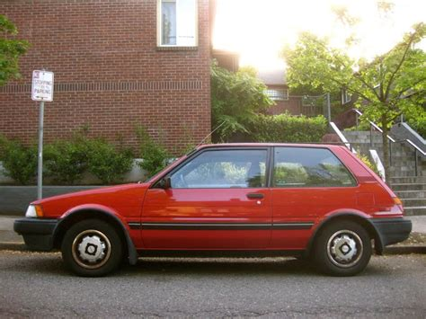 Toyota Corolla Fx by Crawling From The Wreckage Toyota Corolla Fx The One