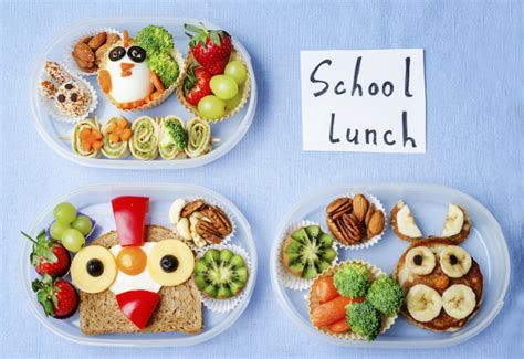 7 school lunch tips for picky eaters 556 | fun school lunch ideas