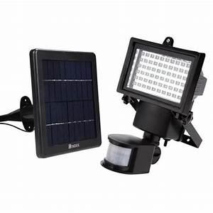 Lampe Exterieur Solaire : lampe solaire ext rieur avec d tecteur de mouvement ~ Edinachiropracticcenter.com Idées de Décoration