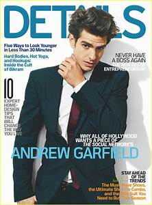 Andrew Garfield Covers 39Details39 February 2011 Photo
