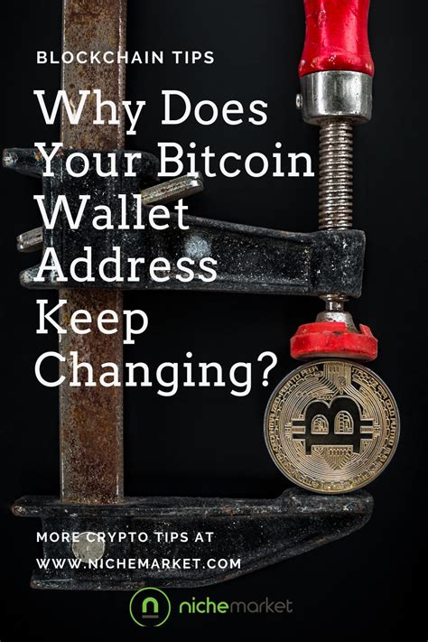 Bitcoin address check to see if it has been reported as a scam. Why Does Your Bitcoin Wallet Address Keep Changing? in 2020 | Bitcoin wallet, Bitcoin ...