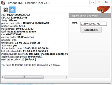iphone imei lookup iphone imei checker for free to get lock and unlock info