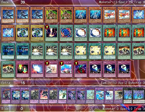 my masked try any suggestion decks ygopro forum