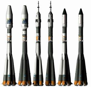 Soyuz rocket mesh - All 6 | blueprints | Pinterest