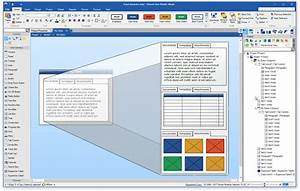 Improved User Interface Mockups And Uml Sequence Diagram
