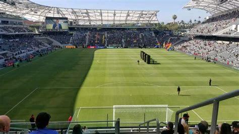 Banc Of California Stadium, Home Of Los Angeles Fc
