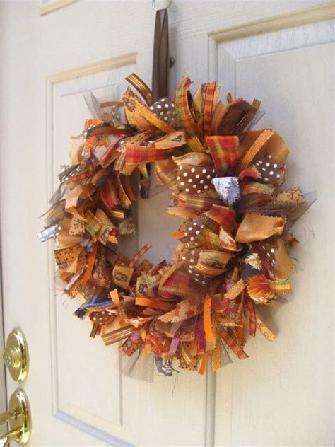 amazing fall wreaths  heart naptime