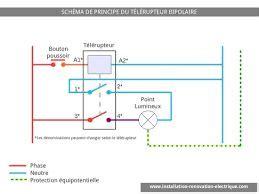 Schema Cablage Telerupteur Legrand 4124 08