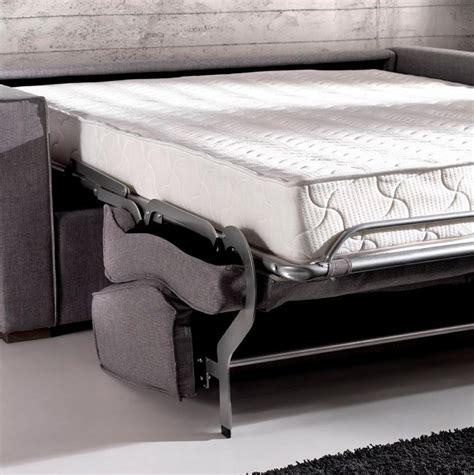 materasso divano divano letto dandy con materasso h cm 18