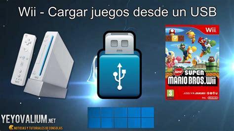 Debes empezar por tener a la mano todas las herramientas necesarias: Wii - Cargar juegos con USB o disco duro externo - YouTube