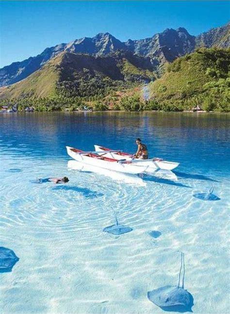 Bora Bora French Polynesia Honeymooninnnn In 2019