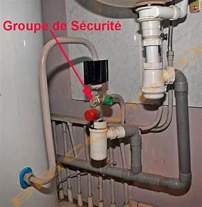 Bloc De Sécurité Chauffe Eau : comment reparer un groupe de securite qui fuit ~ Melissatoandfro.com Idées de Décoration