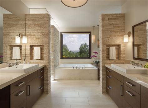 unbelievable contemporary bathroom designs