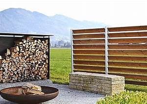 Sichtschutz Für Garten Und Terrasse : jalousie lamellen sichtschutz f r terrasse und garten ~ Michelbontemps.com Haus und Dekorationen