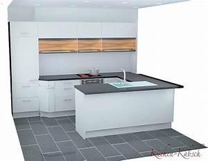 Küchen Mit Glasfront : nobilia musterk che hochwertige ausstellungsk che in u form lack weiss matt noch in original ~ Watch28wear.com Haus und Dekorationen