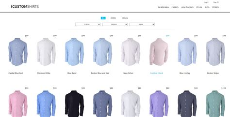 Icustomshirts.com Introduces A New And Improved Styles
