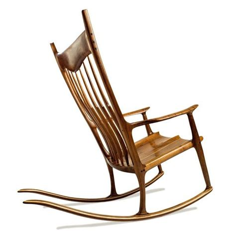 sam maloof rocking chair this is mah house pinterest