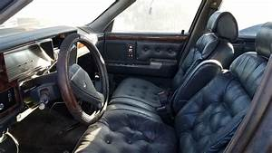 Junkyard Find  1989 Chrysler New Yorker Landau Mark Cross