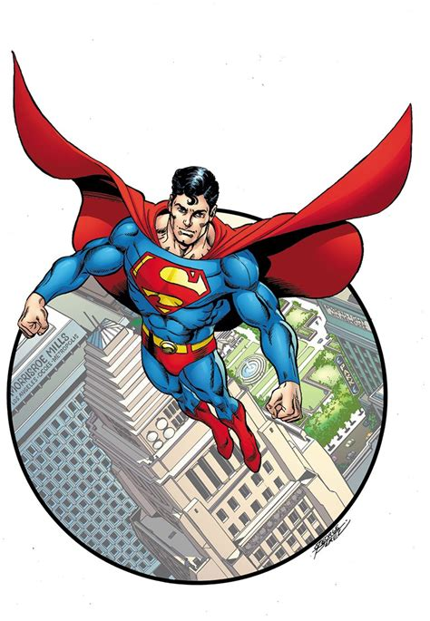 superman comic art community gallery  comic art
