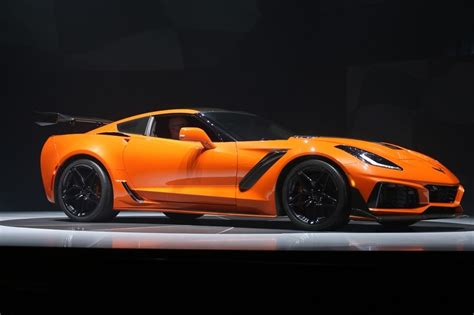 2019 Chevrolet Corvette Price by 2019 Chevrolet Corvette Zr1 Price Specs Interior