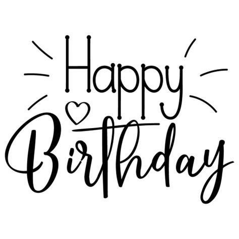 svg files svg png dxf eps quote happy birthday
