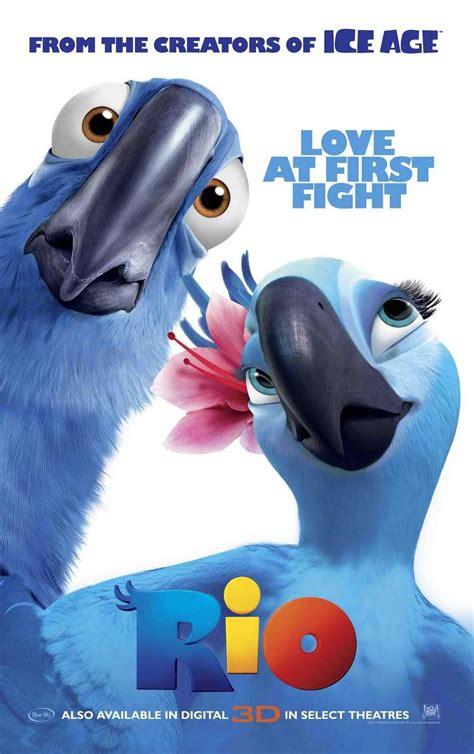 rio excellent animation great sound track en  film