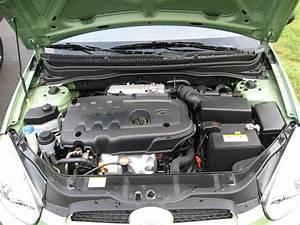 Hyundai Alpha Engine